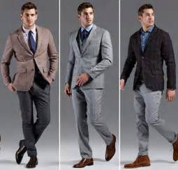 Smart men business casual dress code heey fashion style