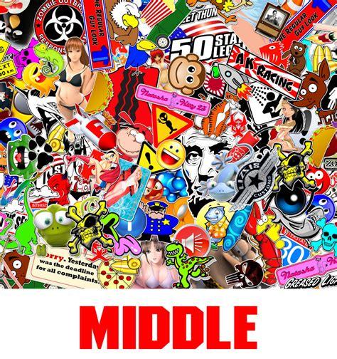 jdm sticker bomb jdm sticker bomb wallpaper wallpapersafari