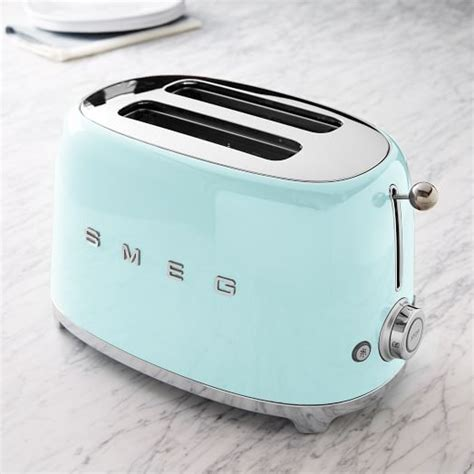 Retro Dining Room Sets smeg toaster 2 slice west elm