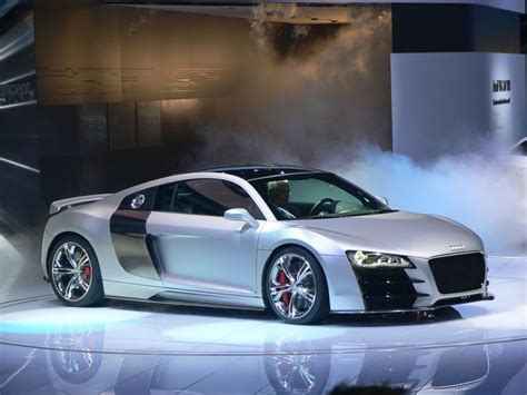 Audi R8 Concept by Image 2008 Audi R8 V12 Tdi Concept Size 1024 X 768