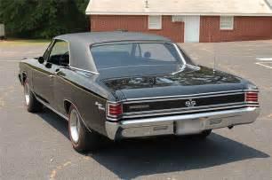 1967 chevrolet chevelle ss 396 2 door hardtop 44313