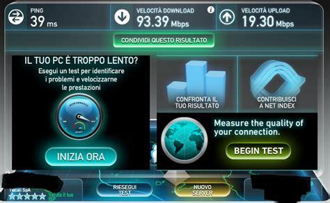 Test Fibra by Test Fibra Ottica Tiscali Ditta Pisciotta
