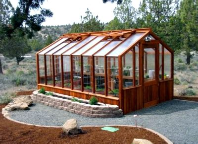 build green home greenhouse kits by cedar built