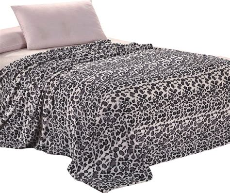 chinchilla bedding microplush printed blanket chinchilla twin 66 x 86