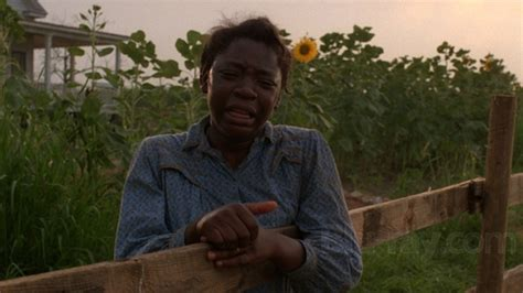 celie from the color purple the directors series steven spielberg the color purple