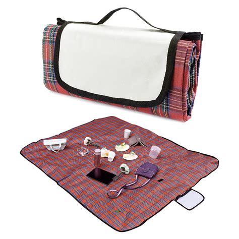 outdoor picnic rug folding blanket cing outdoor waterproof garden