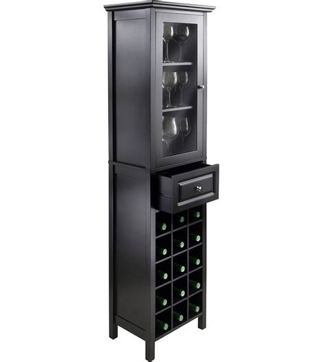 armoire a vin tall wine cabinet in wine cabinets