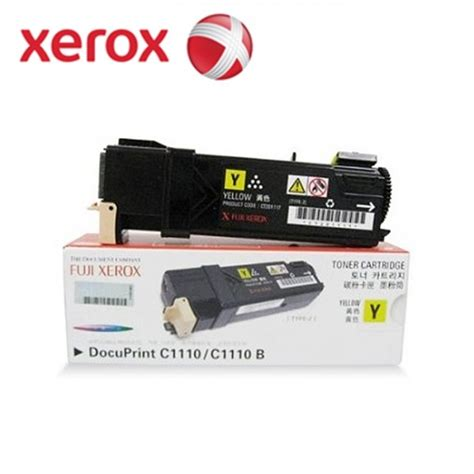 Tinta Fuji Xerox Toner Fuji Xerox Docuprint Ct201117 Yellow