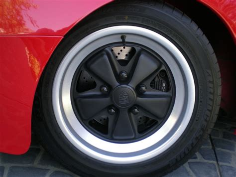 porsche fuchs wheels fuchs wheels back for 911