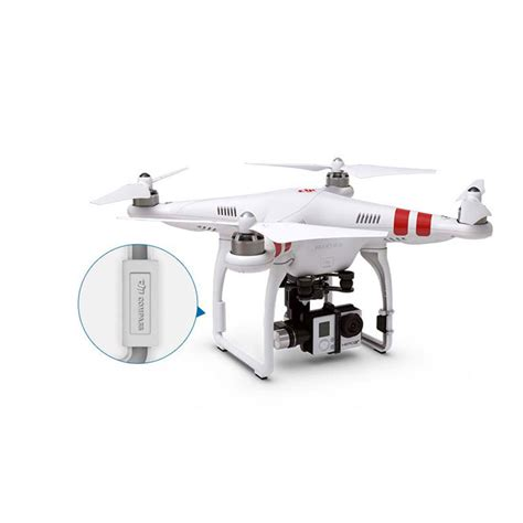 Dji Phantom 2 H4 3d by Dji Dji Phantom 2 V2 With H4 3d Gimbal For Gopro 4