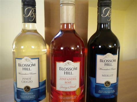 blossom hill wine