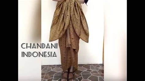 tutorial memakai kain batik 17 best images about tutorial on pinterest muslim women
