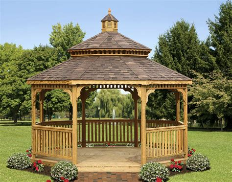 Backyard Creations Steel Roof Gazebo Backyard Creations Gazebo Metal 2017 2018 Best Cars