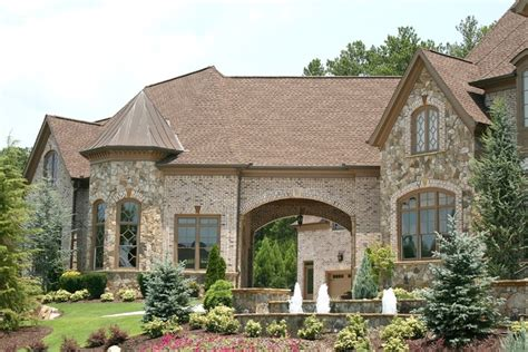 European Style Homes Luxury European Style Homes Traditional Exterior Atlanta By Alex Custom Homes Llc