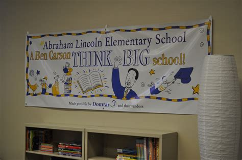 biography of abraham lincoln for middle school abraham lincoln elementary school reading room opening