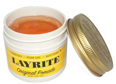 Pomade Layrite choose your layrite pomade original strong hold