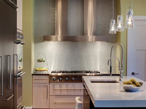 Kitchen Glass Backsplash 15 Kitchen Backsplashes For Every Style Kitchen Ideas Design With Cabinets Islands