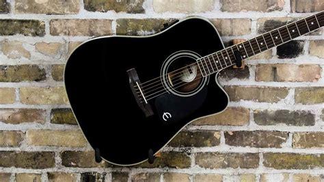 Gitar Akustik Elektrik Epipone Pro 1 Original 1 epiphone pro 1 ultra eepuvsch1 vintage sunburst elektro akustik gitar