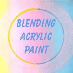 acrylic paint cleanup acrylic paint is drying easy to clean up with soap