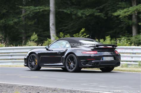 Porsche 911 Turbo 2014 by 2014 Porsche 911 Turbo S Cabriolet