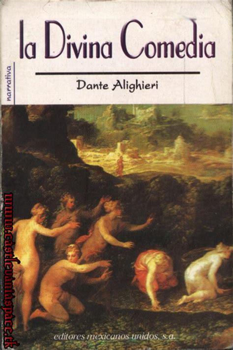 libro el paraiso en la la divina comedia de dante alighieri divina comedia punto de vista