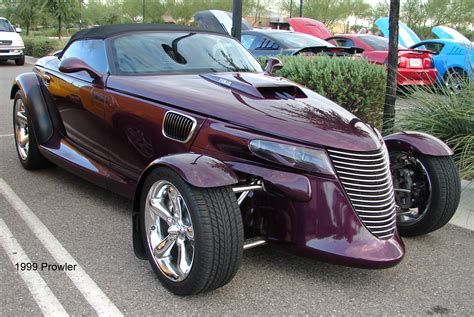 chrysler prowler retro review 1997 plymouth prowler cars