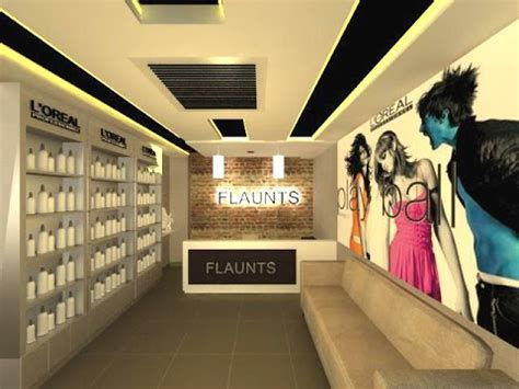 how to judge beauty in interior design beauty salon interior design flaunts spa salon jammu