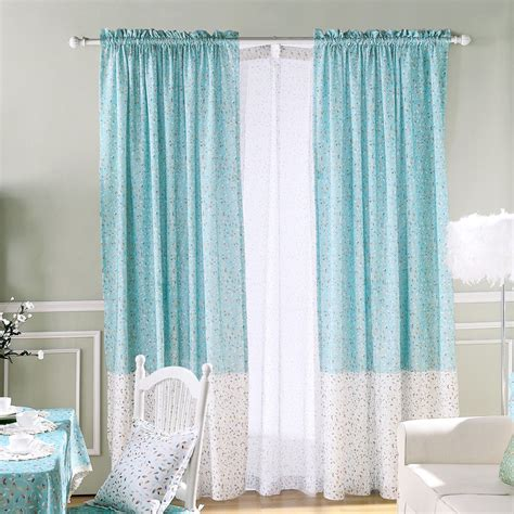 blue curtains for bedroom curtain stunning patterned blackout curtains amazing