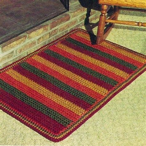 Easy Crochet Rug 108 best images about free trapillo crochet rug patterns on free pattern trapillo