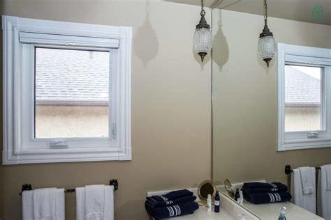 best windows for bathrooms choosing the right bathroom window option by ecoline windows