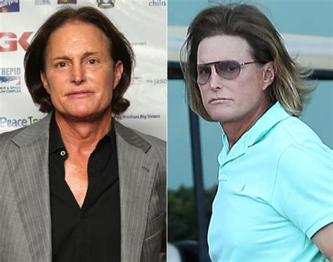 bruce jenner hombre hair bruce jenner steps out after alleged adam s apple surgery