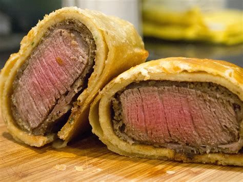 Tv Dinners Hells Kitchen Beef Wellington by Gordon Ramsay Beef Wellington Recipe Popsugar Food