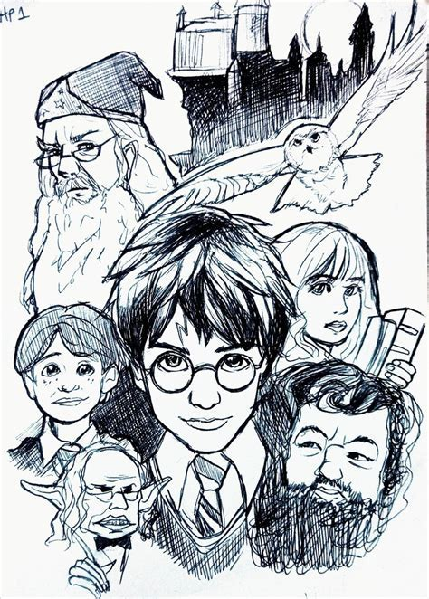 Harry Potter DVD Cover Philosophers Stone By Fluffy