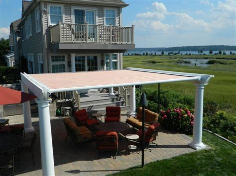 retractable awning for pergola residential awnings bill s canvas shop