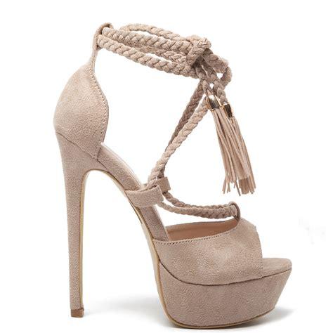 beige high heel sandals beige high heel sandal