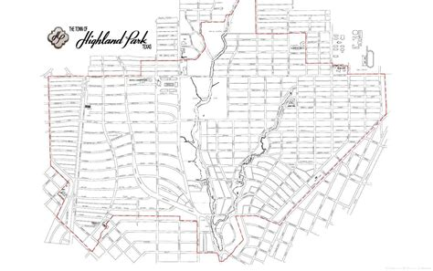 map of highland park texas highland park land and lots for sale offered by realtor douglas newby in dallas texas
