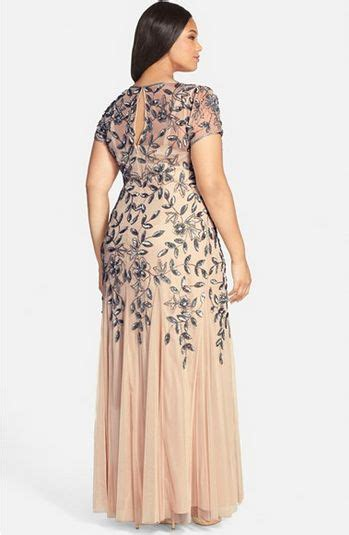 Found Ports Beaded Dress by 17 Best Ideas About Plus Size Gowns On Plus