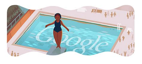 doodle swimming doodle and olympics