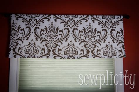 making simple curtains 5 diy valance ideas fabulessly frugal