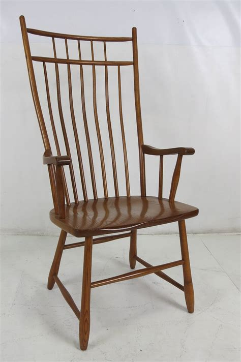 set of six high back style dining chairs for sale