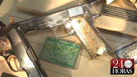 cadenas con nombres de oro culiacan las lujosas armas de los narcos mexicanos youtube