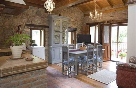 Decoraci 243 n de interiores de casas rurales 191 tienes una casa en el