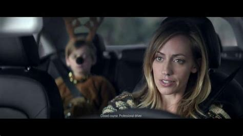 audi commercial actress elf the season of audi sales event tv commercial homecomings