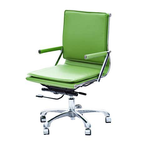 green modern chair manhattan plus modern green task chair