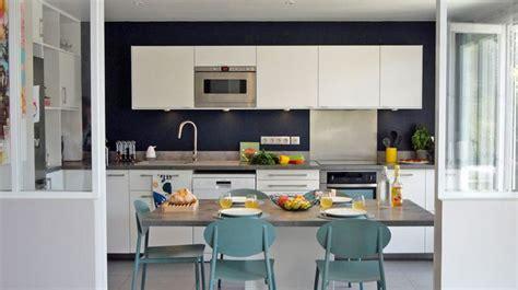 cuisine ouverte sur sejour cuisine et sejour cuisine en image