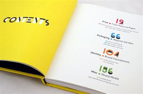 graphic design dissertation ideas graphic design table of contents www pixshark
