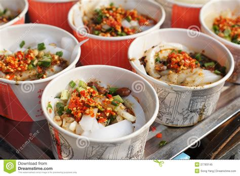 cold dishes cold dish bean jelly royalty free stock photo
