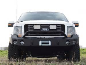 Ford F150 Road Bumpers Road Armor 66134b 2009 2013 Ford F150 Front Stealth Winch