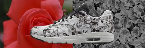 Nike Airmax90 Motif Flower bouquet of max the nike air max 1 ultra city collection