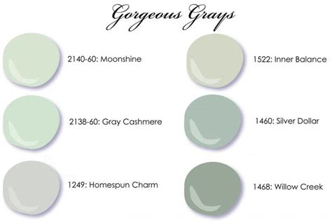 bm silver gray benjamin moore s top gray paint colors start off with a